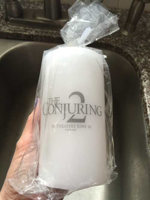 Conjuring2Candle